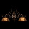 Fine Art Lamps Villa 1919 2 Light Kitchen Island Pendant