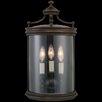 Fine Art Lamps Louvre 3 Light Wall Lantern
