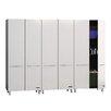 Ulti-MATE Ulti-MATE Storage 7' H x 3' W x 2' D 3 Piece Tall Storage System