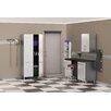 Ulti-MATE Ulti-MATE Storage 7' H x 9' W x 2' D 5-Piece Storage System with Workstation
