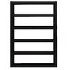 """Tema Denso 84"""" Standard Bookcase"""