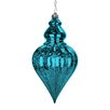 Exhart Solar Large Drop Point Hanging Ornament