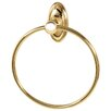 Alno Inc Classic Traditional Wall Mounted Towel Ring