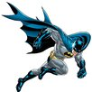 Room Mates Popular Characters Batman Bold Justice Giant Wall Decal