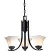 Minka Lavery Agilis 3 Light Mini Chandelier