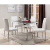 InRoom Designs Rectangle Dining Table