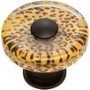 Atlas Homewares Cheetah Mushroom Knob