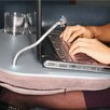 Deluxe Comfort Laptop Desk with Light
