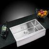 Water Creation Single Bowl Kitchen Sink