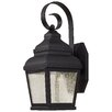Great Outdoors by Minka Mossoro 1 Light Wall Lantern