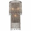 Metropolitan by Minka Shimmering Falls 3 Light Wall Sconce