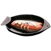 "Paderno World Cuisine Cast Iron 12"" Grill Pan"