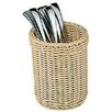 Paderno World Cuisine Polyrattan Flatware/Breadstick Basket (Set of 4)