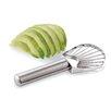 Paderno World Cuisine Stainless Steel Avocado Peeler/Cutter (Set of 2)