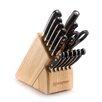Wusthof Classic 16 Piece Beech Knife Block Set