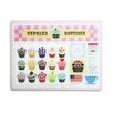 Naked Decor Cupcake Cutting Board