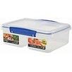 Sistema USA 65-Oz. Klip It Split Food Container