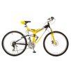 Titan Men's Glacier Pro Alloy Dual Suspension All Terrain Mountain Bike