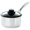 Frieling Black Cube Saucepan with Lid