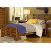 American Woodcrafters Heartland Panel Bed