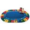 Carpets for Kids Printed Blocks of Fun Area Rug
