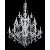Schonbek Arlington 25 Light Crystal Chandelier