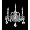 Schonbek Isabelle Two Light Wall Sconce