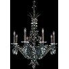 Schonbek Amytis 8 Light Crystal Chandelier