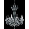 Schonbek Lucia 10 Light Chandelier