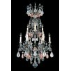 Schonbek Renaissance Rock 10 Light Crystal Chandelier