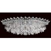 Schonbek Trilliane Strands 8 Light Flush Mount