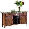 Steve Silver Furniture Montibello Wine Rack and Server