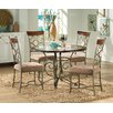 Steve Silver Furniture Thompson 5 Piece Dining Set