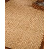 Natural Area Rugs Dresden 100% Natural Jute Hand Woven Area Rug