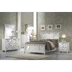 Alpine Furniture Winchester Panel Customizable Bedroom Set