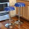 Buffalo Tools Ameri Home Adjustable Height Swivel Bar Stool