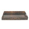 Oggetti Leopard Perfume Tray