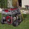 Briggs & Stratton 7,500 Watt Elite Series Portable Generator with Electric Start and Wheel Kit