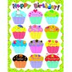 Creative Teaching Press Happy Birthday Chart (Set of 3)