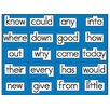 Dowling Magnets Magnet Literacy High Frequency Word Letters
