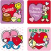 Valentines Day Sticker (Set of 3)