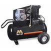Mi-T-M 2 HP Electric / 20 Gallon Single Stage Wheelbarrow Air Compressor