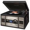 Crosley Memory Master II CD Recorder in Black