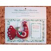 The Sandor Collection Christmas Memories Peacock Tree Ornament