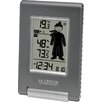 La Crosse Technology Wireless Weather Station with Advanced Icon in Gray