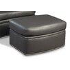 Fairfield Chair Leather Ottoman