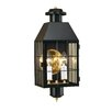 Norwell Lighting American Heritage 2 Light Wall Lantern