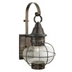 Norwell Lighting New Vidalia Onion 1 Light Wall Lantern