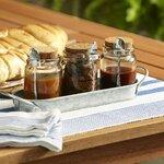 Birch Lane Cawley 4-Piece Condiment Serving Set