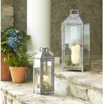 Birch Lane Shay Lanterns (Set of 2)